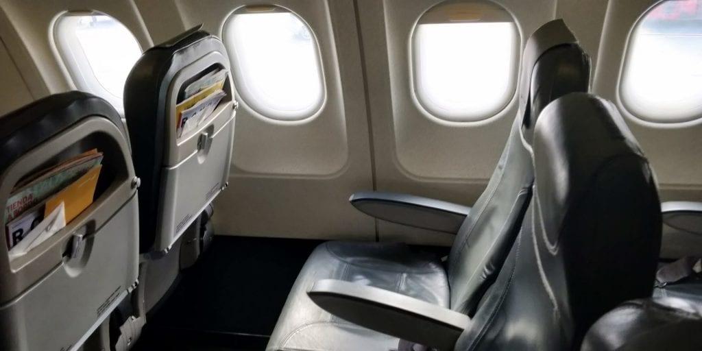 Iberia Economy Class Kurzstrecke