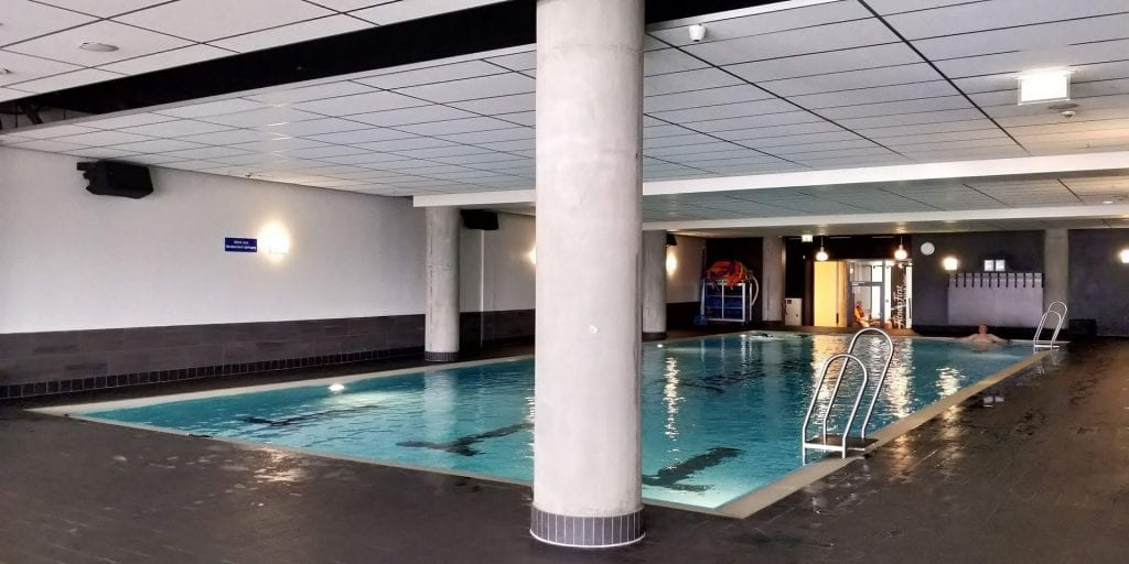 Jumeirah Frankfurt Pool Fitness First
