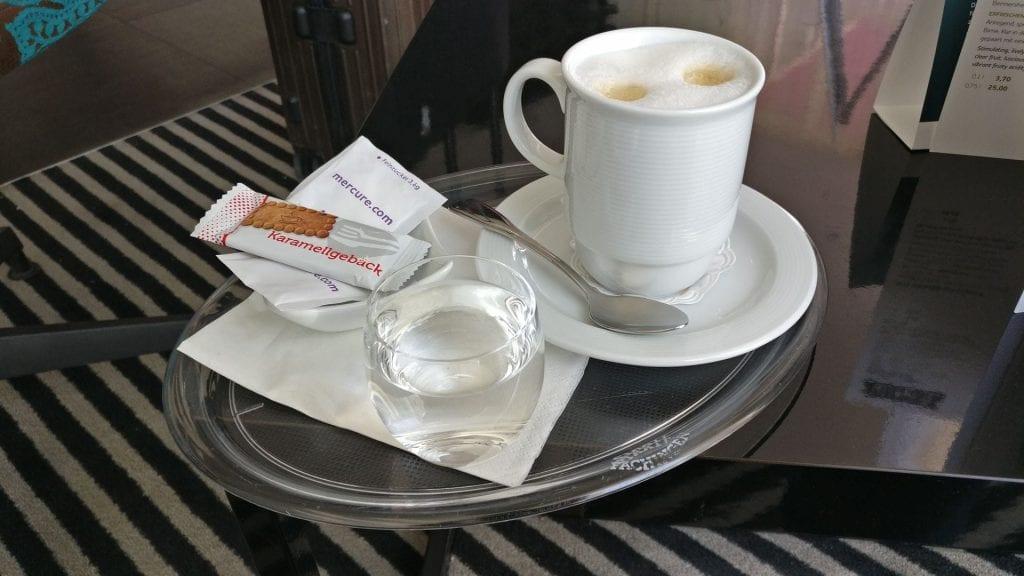 Mercure Würzburg Am Rheinufer Kaffee