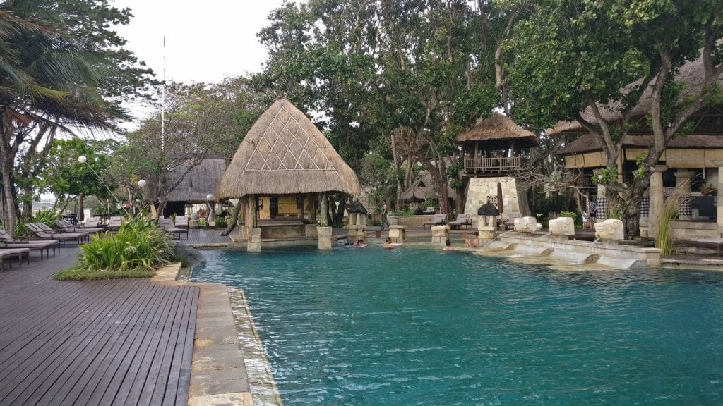 Novotel Bali Benoa Beach Pool 2