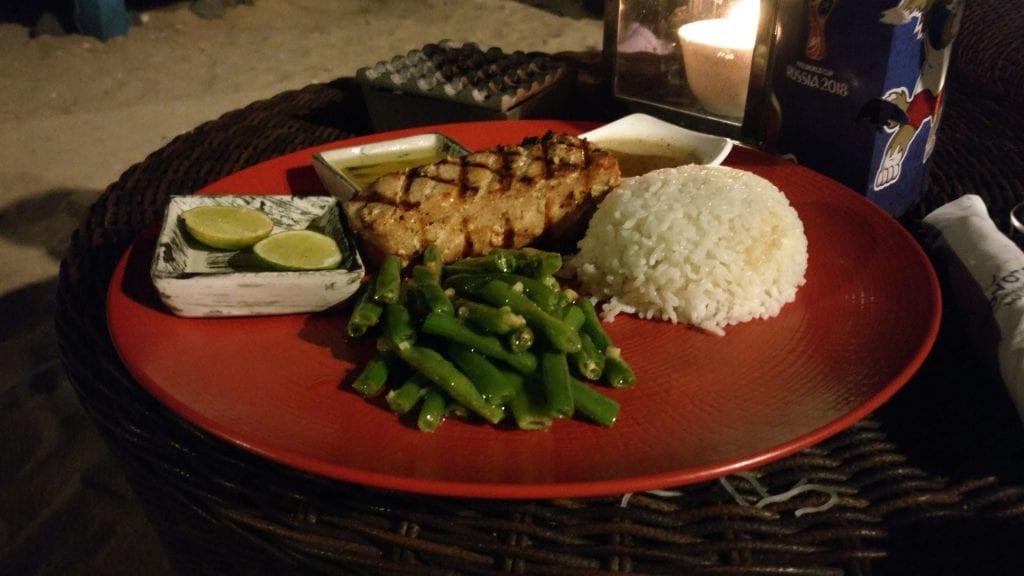 Novotel Bali Benoa Dinner 2