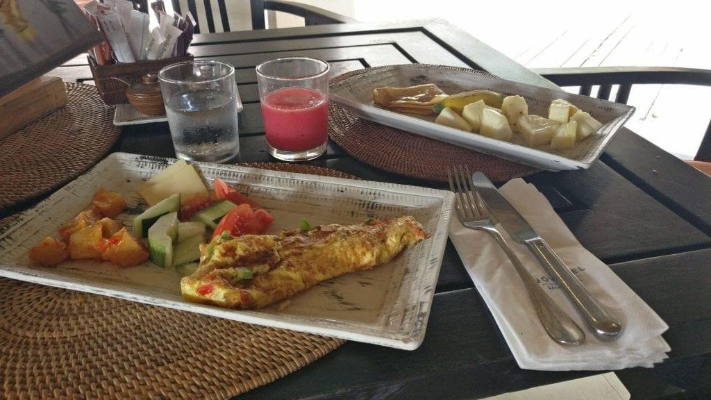 Novotel Bali Benoa Frühstück 3