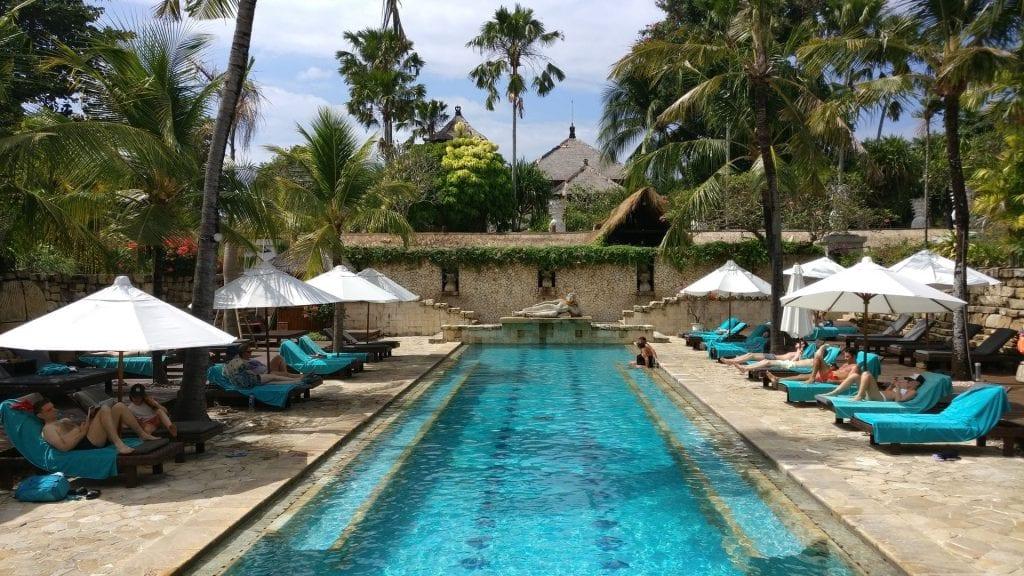 Novotel Bali Benoa Pool