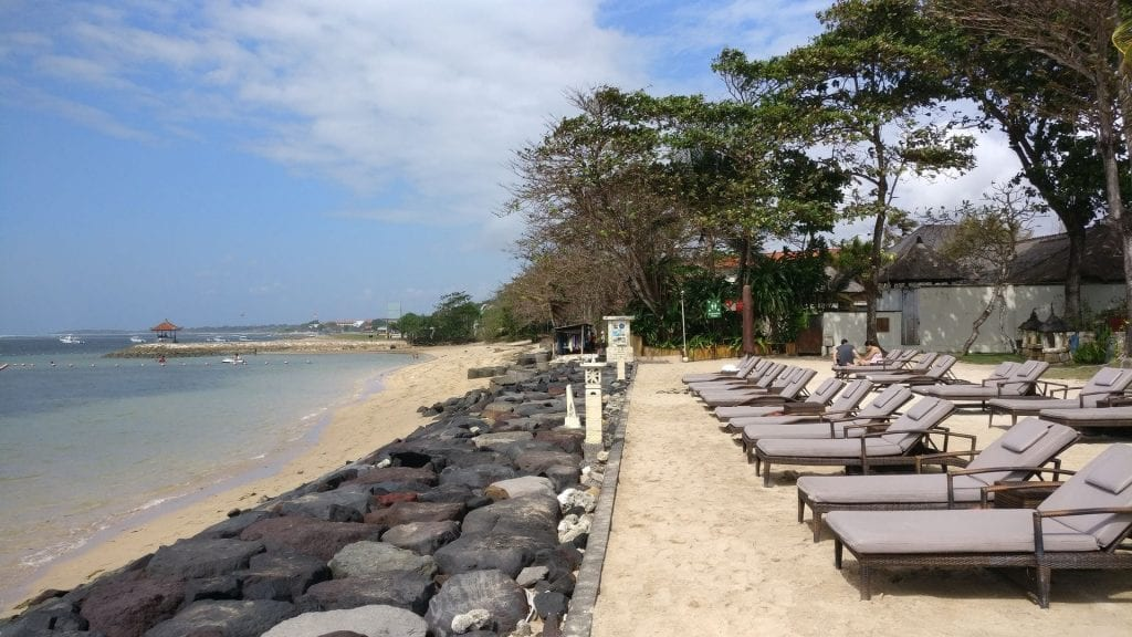 Novotel Bali Benoa Strand 2