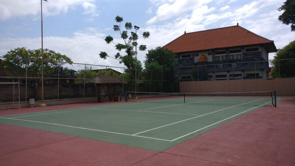 Novotel Bali Benoa Tennis