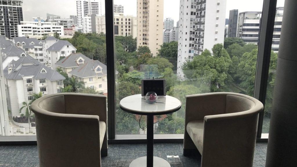 Novotel Singapur on Stevens - Exec Lounge 5