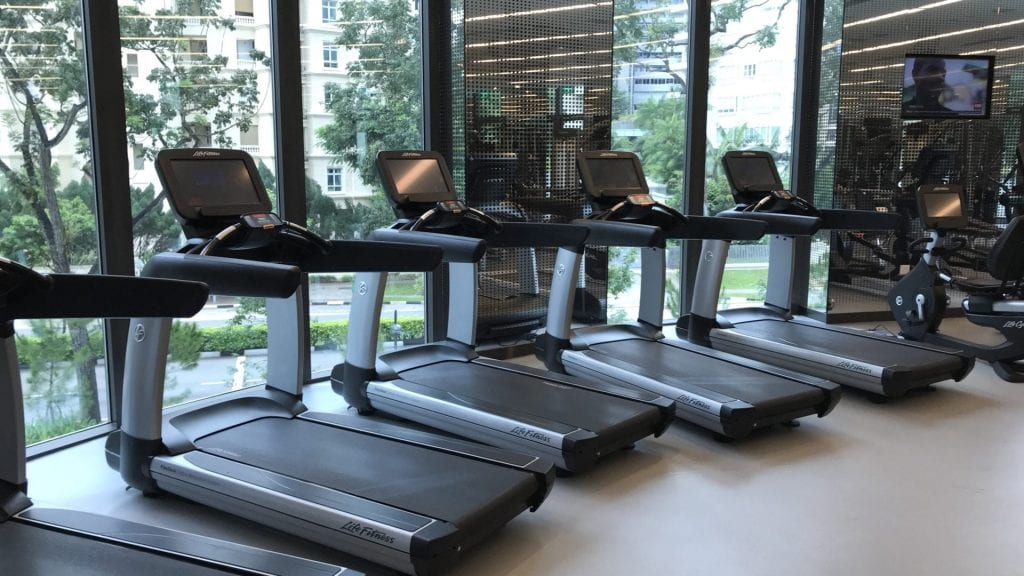 Novotel Singapur on Stevens - Fitness 1