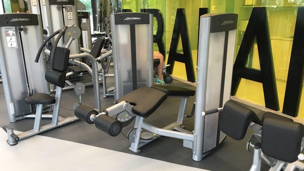 Novotel Singapur on Stevens - Fitness 2