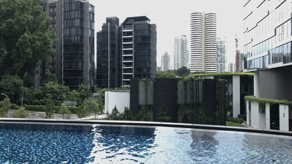 Novotel Singapur on Stevens - Pool 1