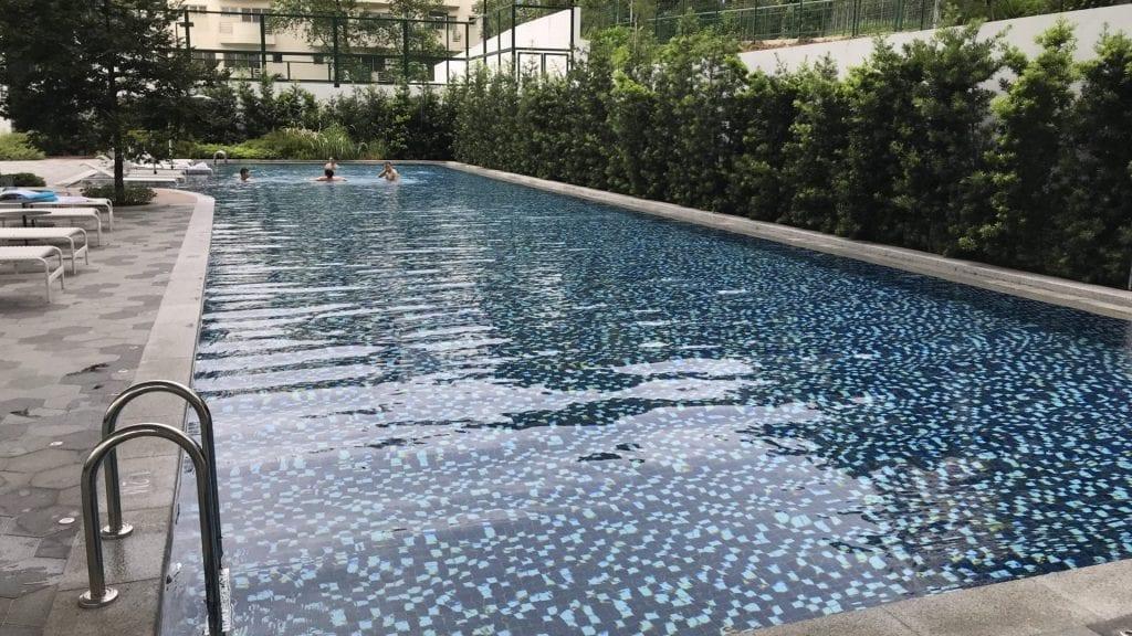Novotel Singapur on Stevens - Pool 2