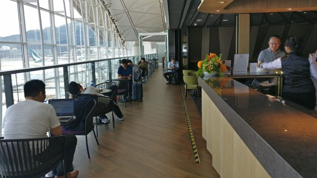Plaza Premium Lounge Hongkong