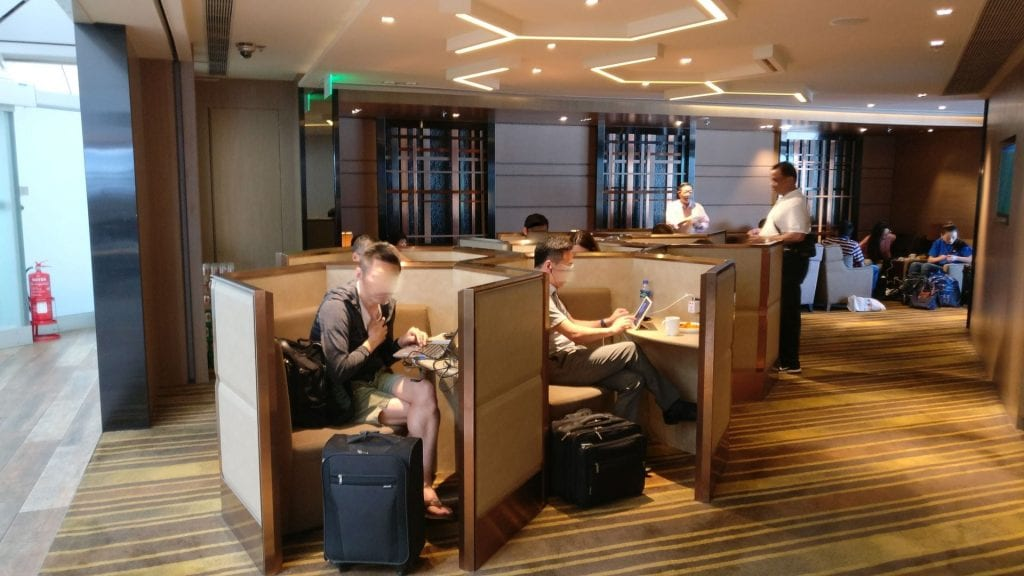 Plaza Premium Lounge Hongkong West 5