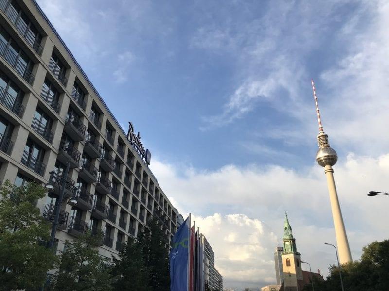 Radisson Blu Berlin