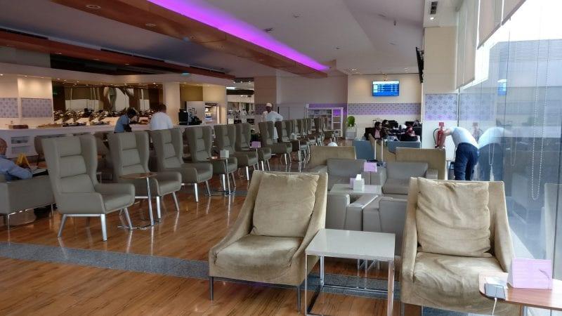 Saudia Lounge Dschidda 2