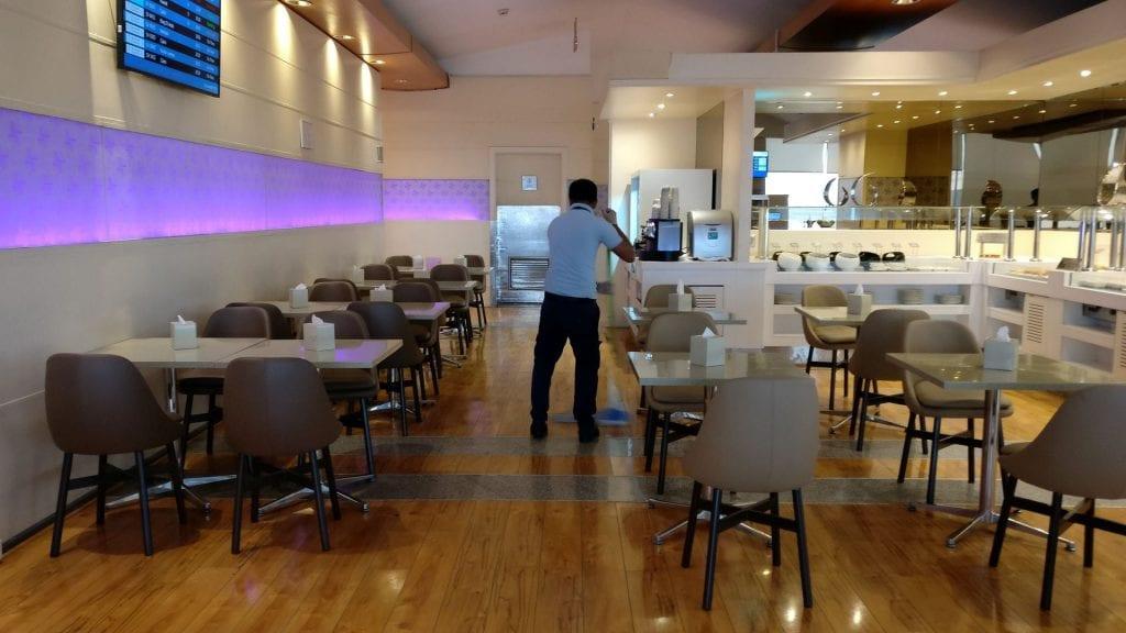 Saudia Lounge Dschidda 3