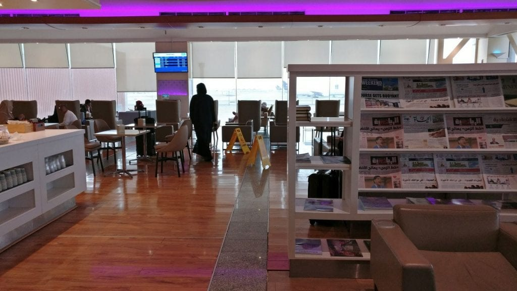 Saudia Lounge Dschidda 4