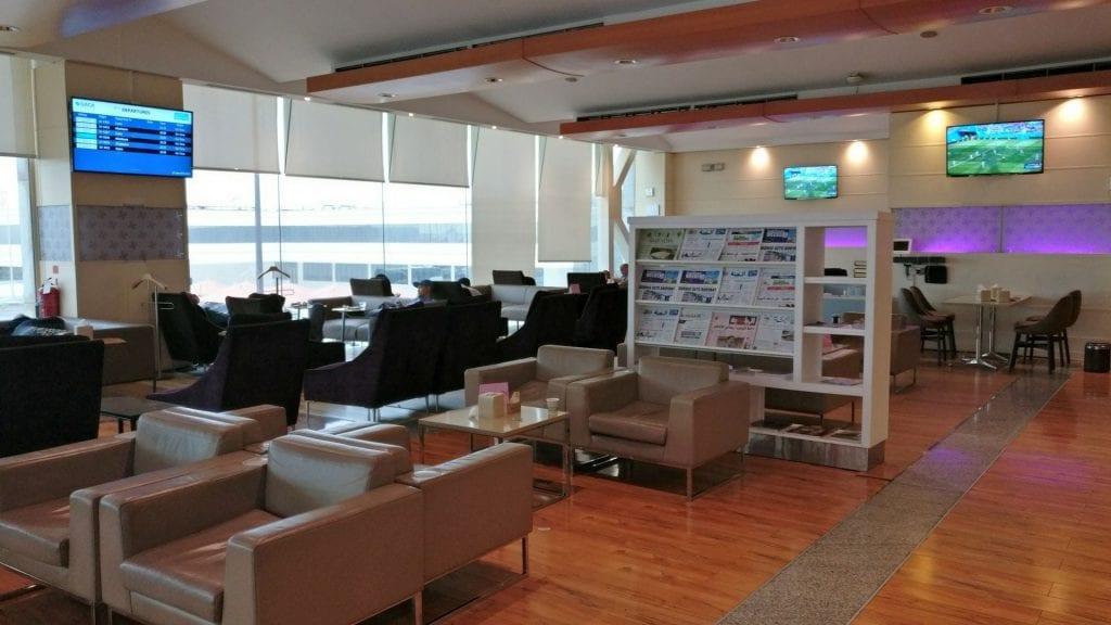 Saudia Lounge Dschidda 5