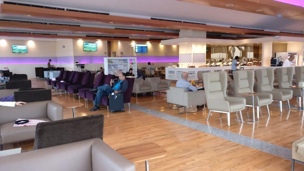 Saudia Lounge Jeddah