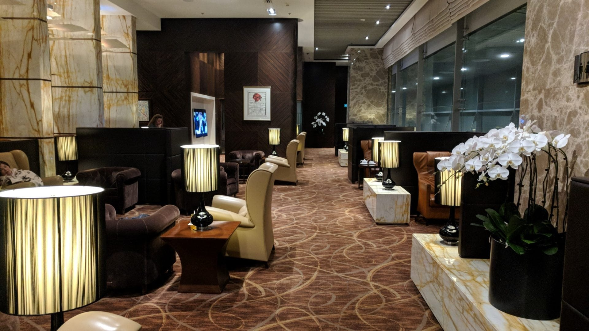 Singapore Airlines Private Room (2)