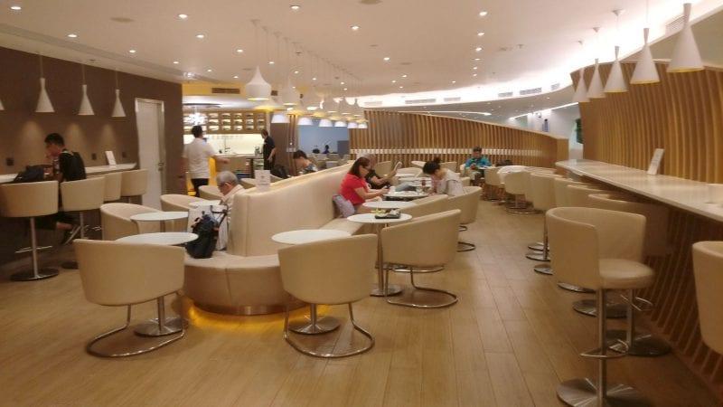 SkyTeam Lounge Hongkong