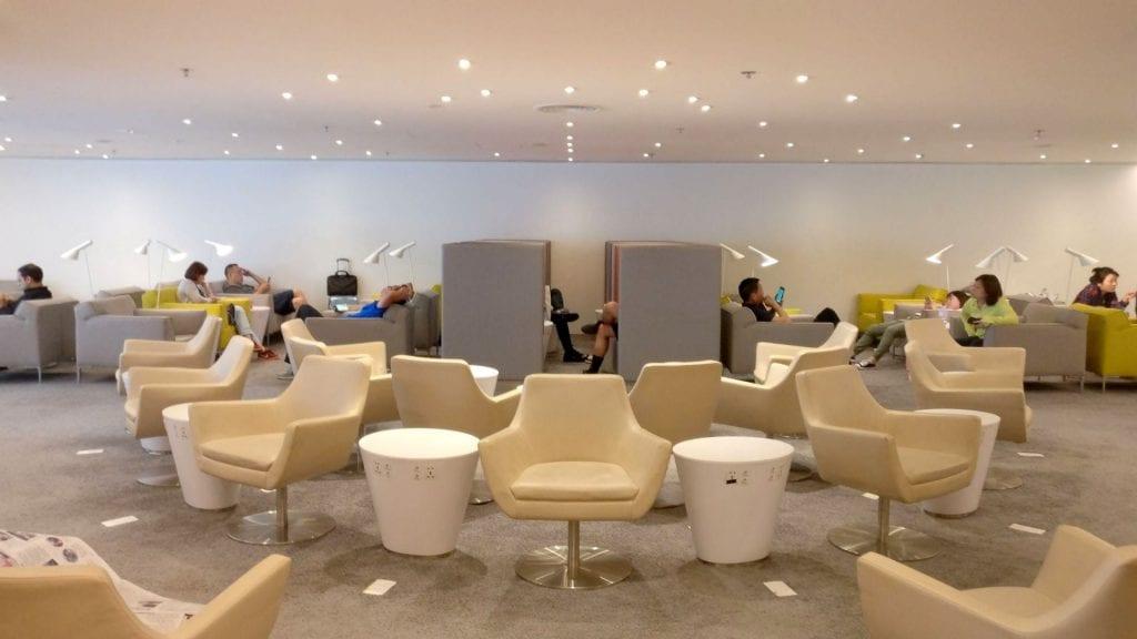 SkyTeam Lounge Hongkong 3