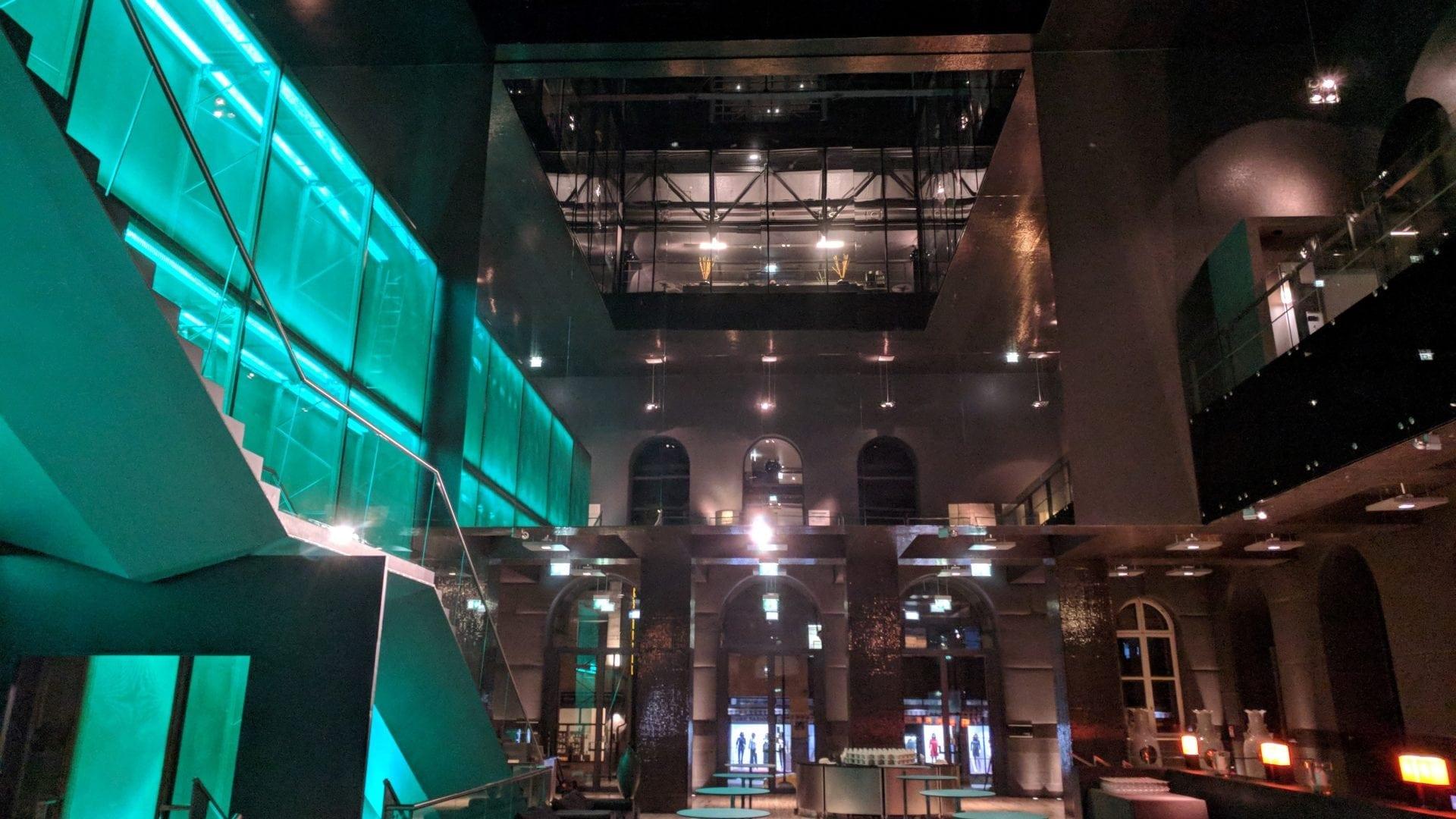 Sofitel München Bayerpost Atrium