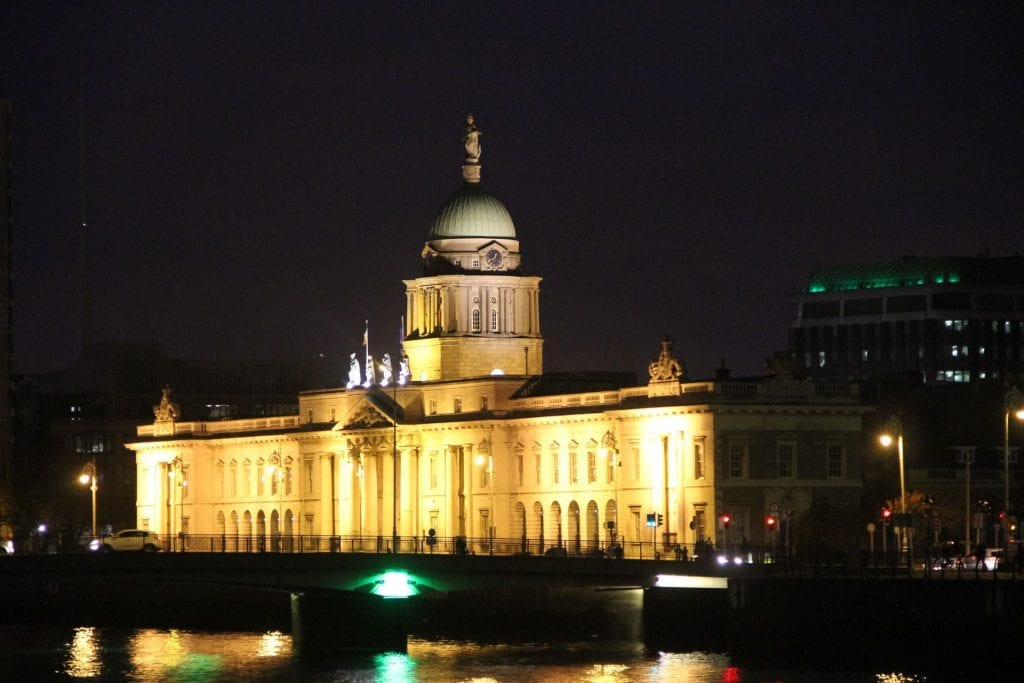 The Customs House Dublin