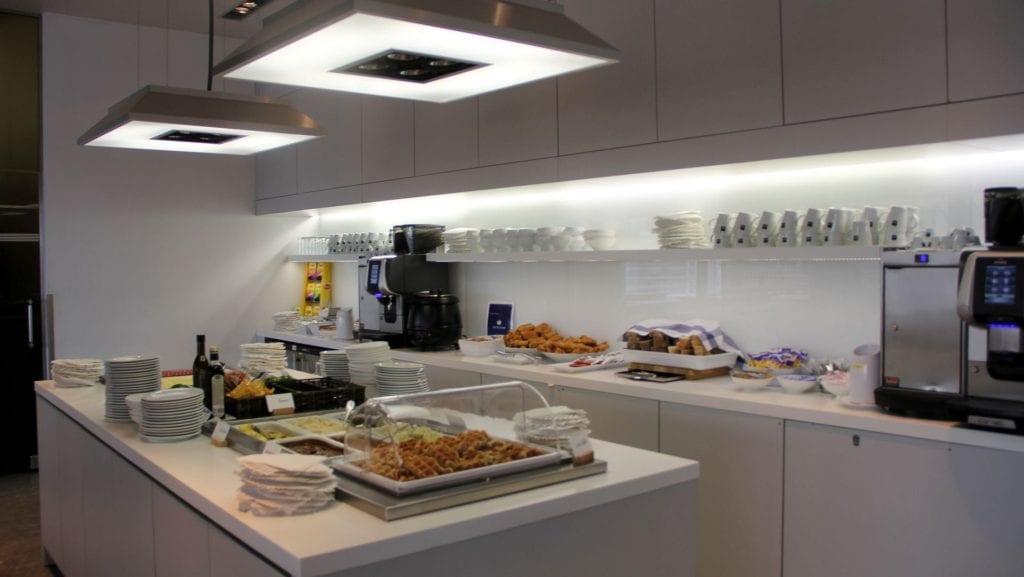 The Suite Brüssel Buffet