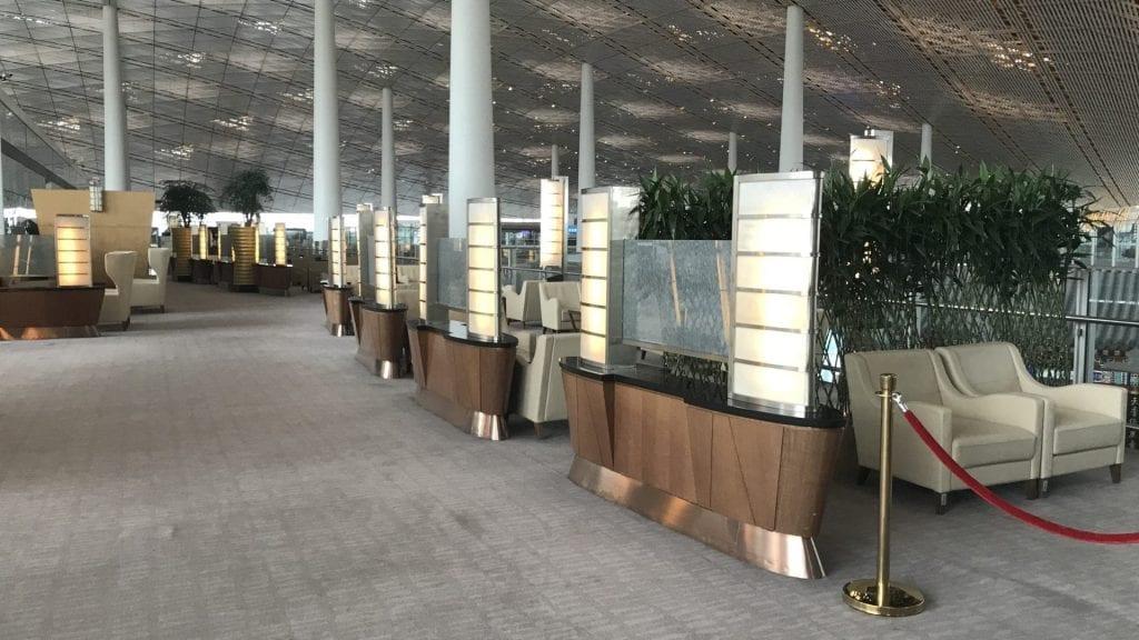 Air China First Class Lounge Peking 3