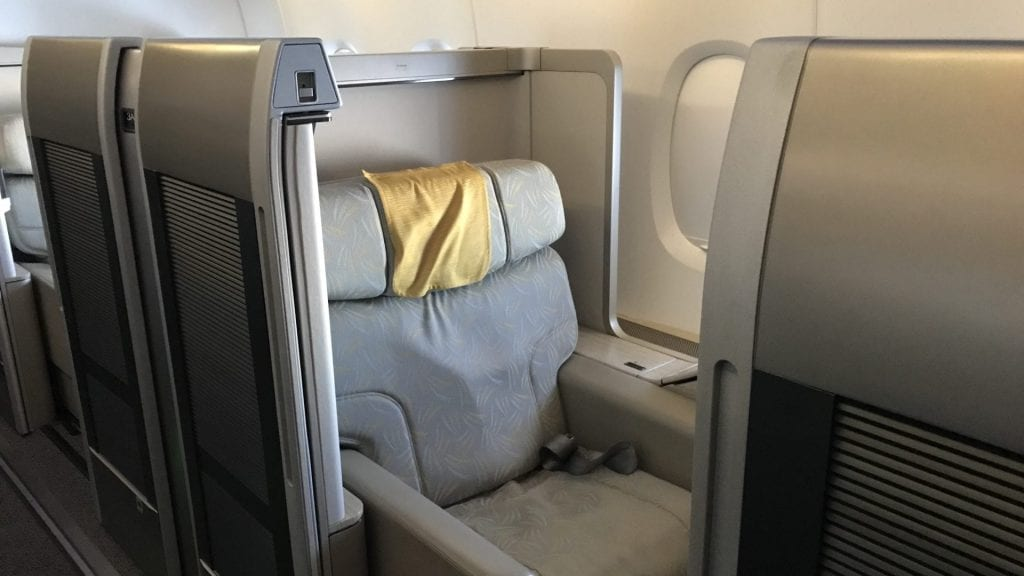 Review Asiana First Class Purer Luxus Im Airbus A380
