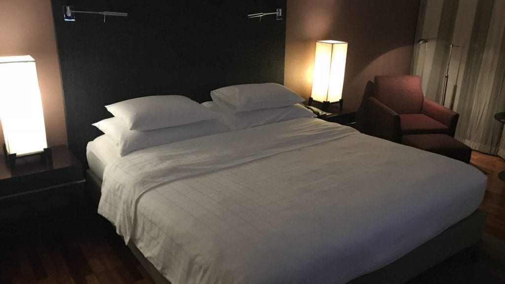 Pullman Bangkok Hotel G Zimmer