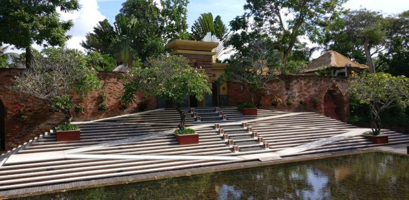 Amarterra Villas Bali Nusa Dua Eingang 2