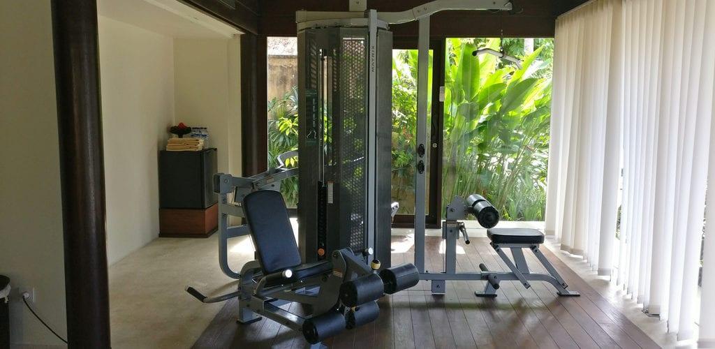 Amarterra Villas Bali Nusa Dua Fitness
