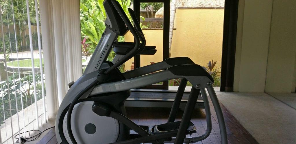 Amarterra Villas Bali Nusa Dua Gym 2