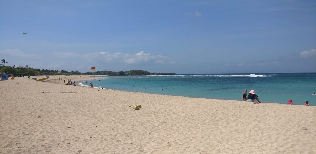 Amarterra Villas Bali Nusa Dua Strand 2