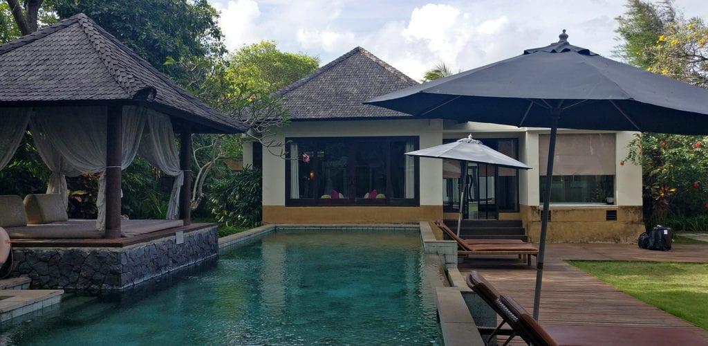 Amarterra Villas Bali Nusa Dua Villa Pool 3