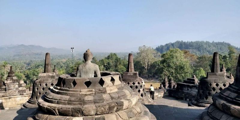 Borobudur Indonesien