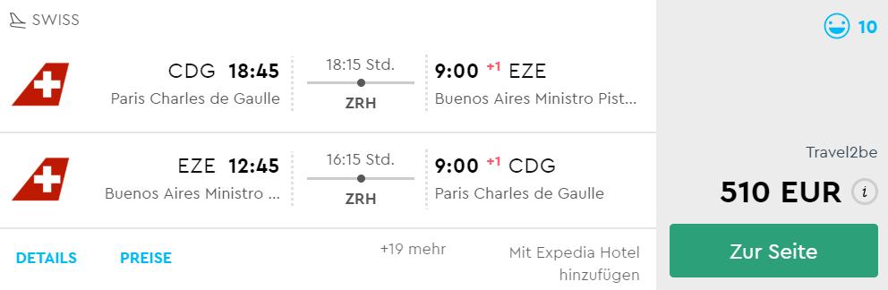 CDG EZE