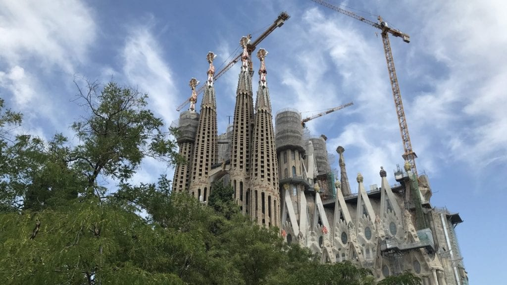 City Guide Barcelona Sagrada Familia