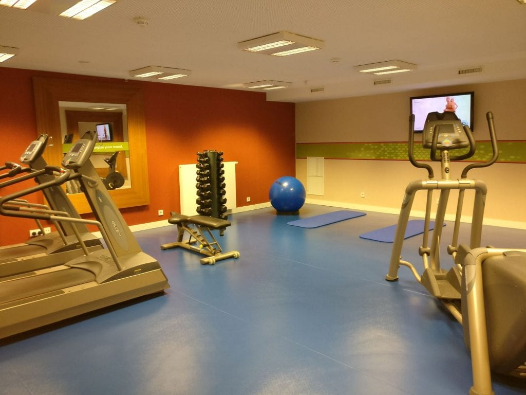 Hampton Berlin City West Fitness