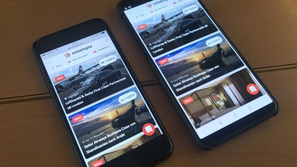 Handy Auf Reisen Mobile Banking comdirect Girokonto
