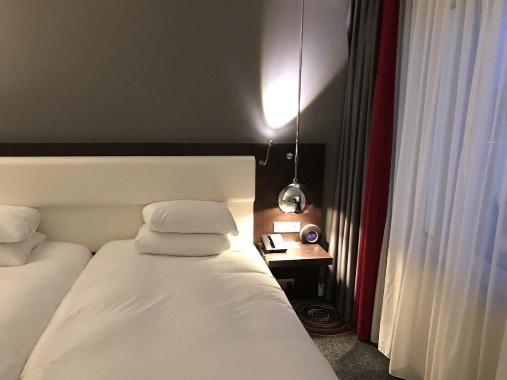 Hilton Bruessel Grand Place Deluxe Zimmer 2