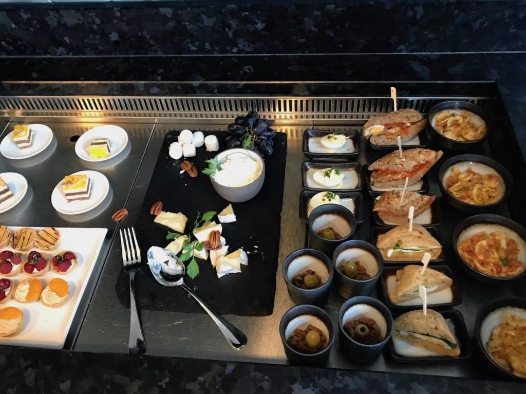 Hilton Bruessel Grand Place Executive Lounge