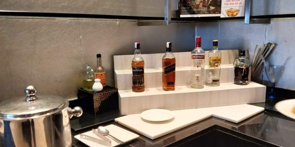 ITC Hotels Green Lounge Delhi Alkohol