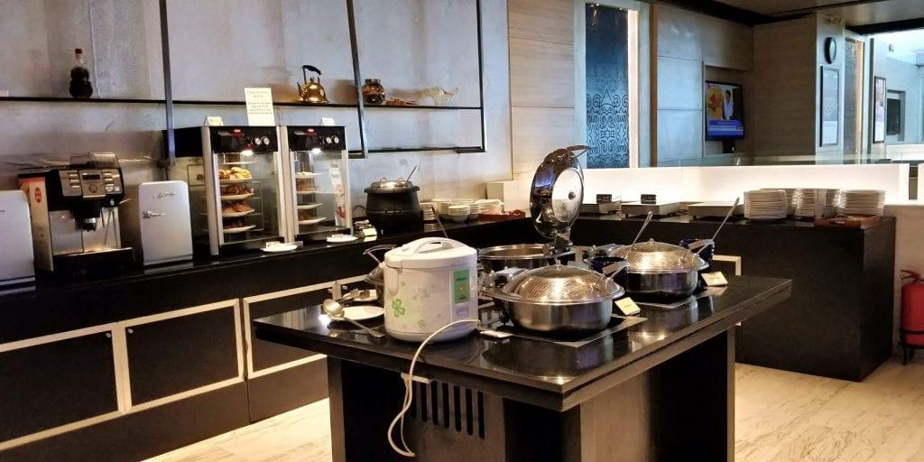 ITC Hotels Green Lounge Delhi Buffet