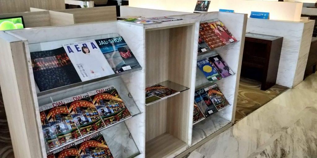 ITC Hotels Green Lounge Delhi Zeitschriften