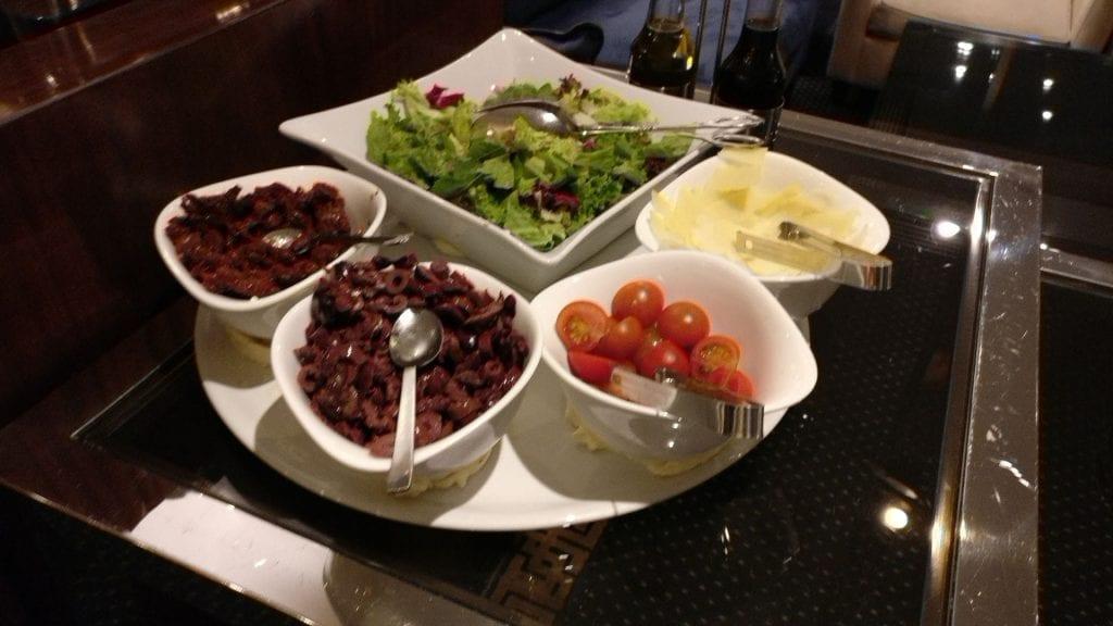 InterContinental Athen Athenaeum Club Dinner 3