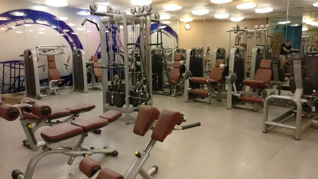 InterContinental Athen Athenaeum Fitness 2