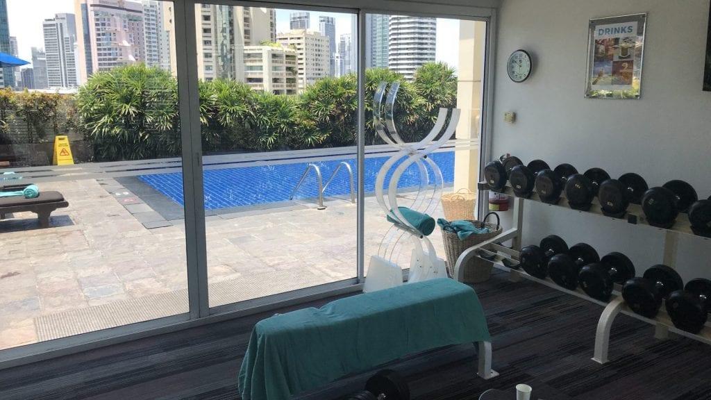 Park Plaza Sukhumvit Bangkok Gym Pool