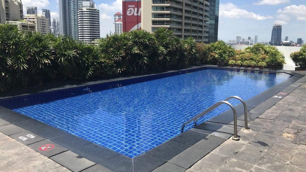 Park Plaza Sukhumvit Bangkok Pool